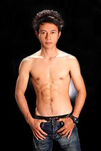 Handsome models at Adams Apple Club Chiang Mai