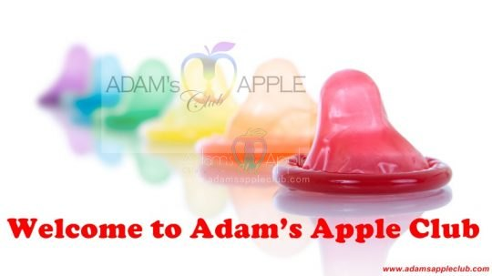 Condoms Adams Apple Club