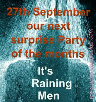 Raining Men Party 3 a
