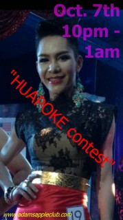 Huapoek drag queen contest