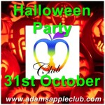 Haloween Party at Adam's Apple Club