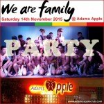 We are Adam's Apple Family