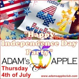 Adams Apple Independence Day