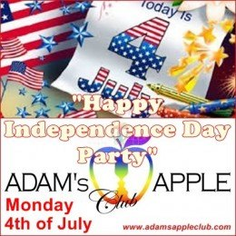 Adams Apple Independence Day Party