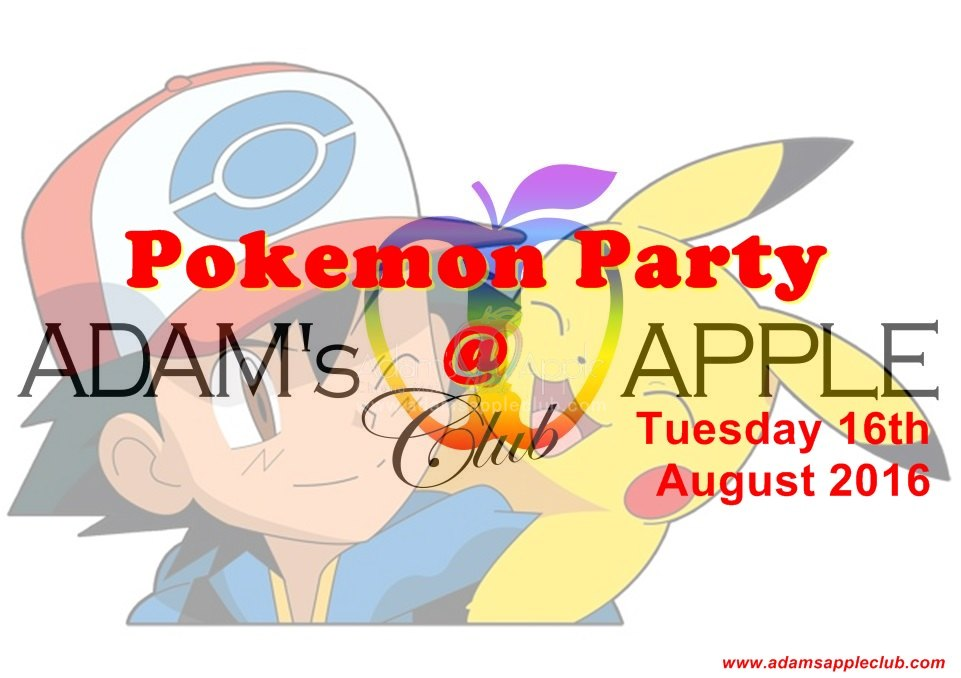 Pokemon Adams Apple Club