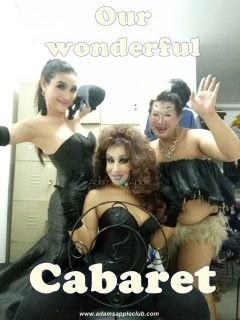 Best Ladyboy Cabaret Show Gay Bar Chiang Mai