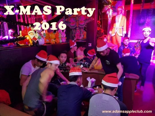Adams Appel Club-XMas Party