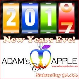 New Years Eve Adams Appel Club