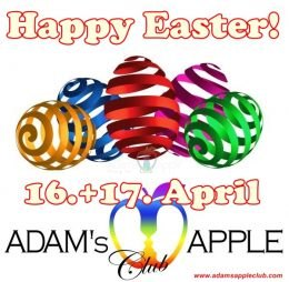 Happy Easter Adams Apple Club