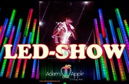 LED Show Asain Boy Adams Apple Club