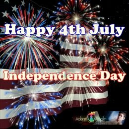 Happy 4th July Independence Day Adams Apple Club