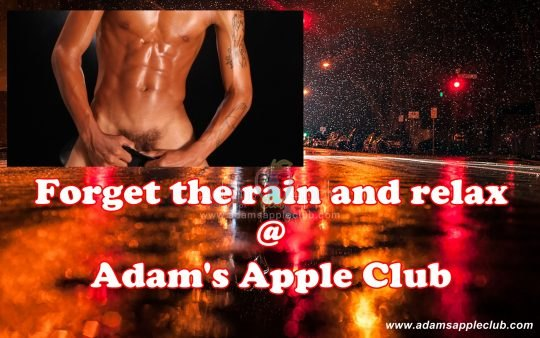 Forget the Rain Adams Apple Club