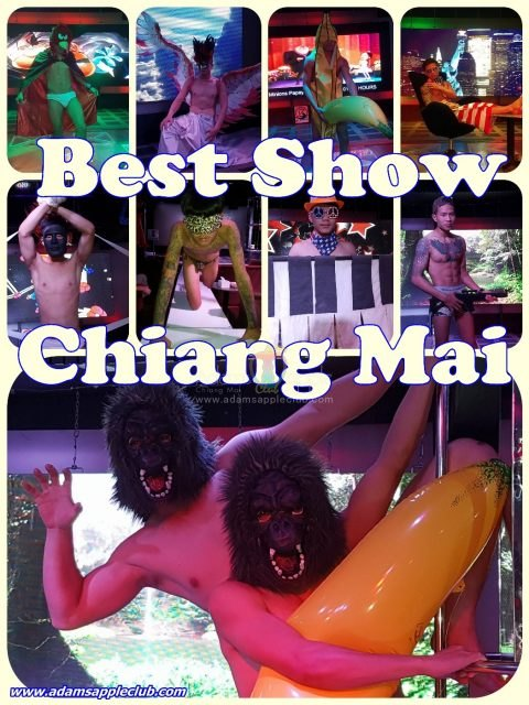 Best Show Adams Apple Club