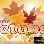 Welcome October Adams Apple Club