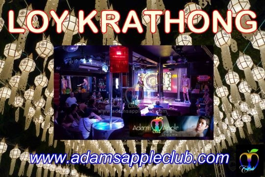 Loy Krathong Adam's Apple Club
