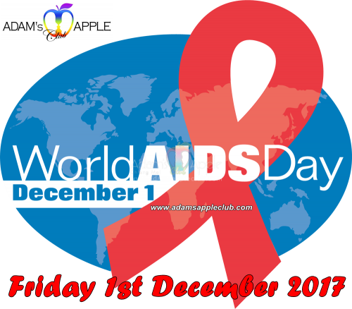 World Aids Day Adams Apple Club