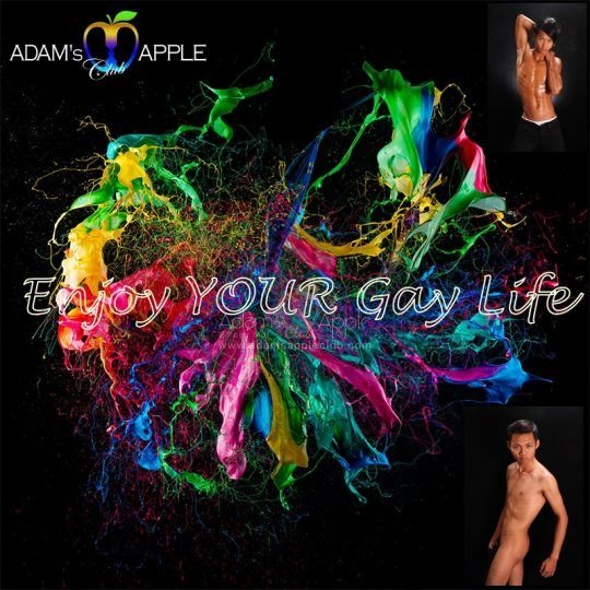 Adams Apple Club Gay Life Chiang Mai No. 1 Gay Bar