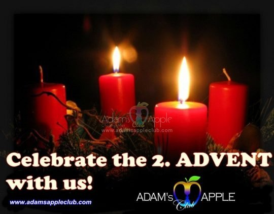 2. Advent Adams Apple Club