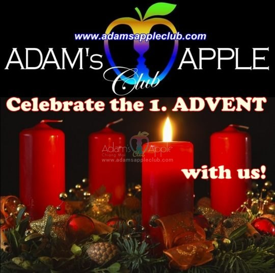 1. Advent First-Sunday-Advent Adams Apple Club