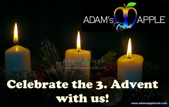 3. Advent Adams Apple Club Chiang Mai