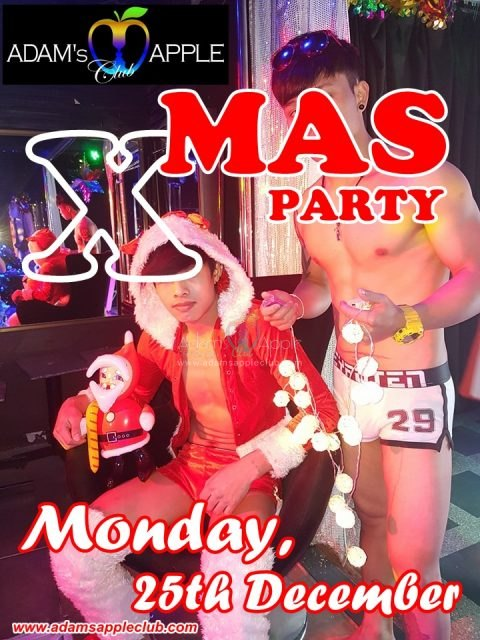 Mas Party Adams Apple Club Chiang Mai
