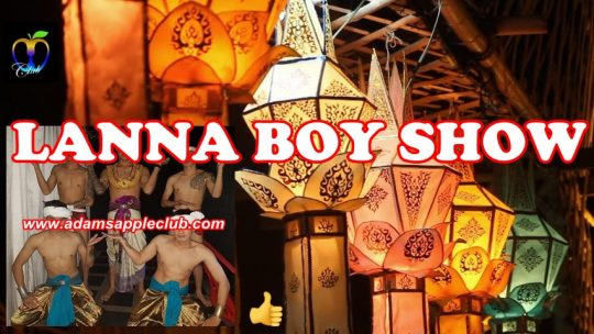 Lanna Boys Adams Apple Club Chiang Mai