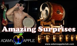Amazing Surprises await you in Adam's Apple Club Chiang Mai. The No. 1 gay bar in the town. There is no more exciting gay place in Chiang Mai than in Adam's Apple Club.