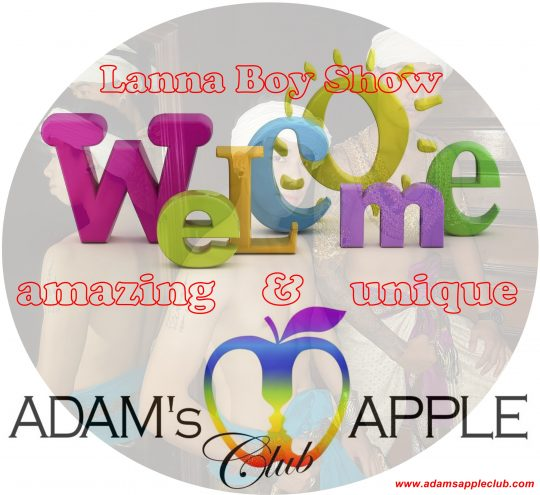 Lanna Boys Adams Apple Club