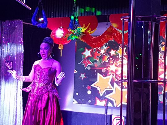 Adams Apple Club Chiang Mai Cabaret
