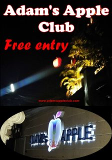 Adams Apple Club Chiang Mai free entry