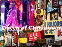 Queen of Chinatown Adams Apple Club Chiang Mai