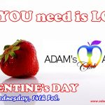 All YOU need is LOVE Adams Apple Club Chiang Mai