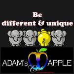 Be different and unique Adams Apple Club