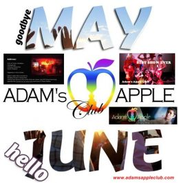 Hello June 2018 Adams Apple Gay Club Chiang Mai