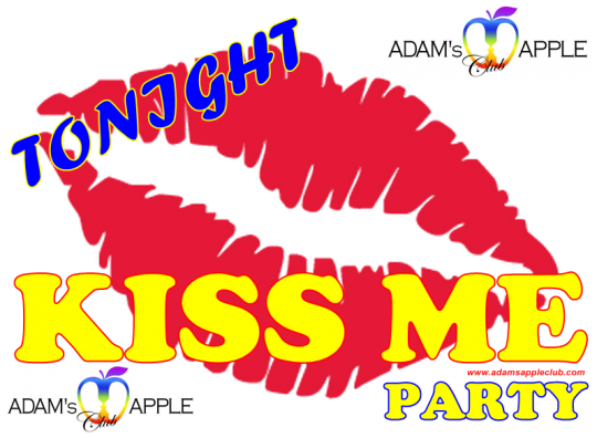 Adams Apple Club Kiss Me Party Gay Bar Chiang Mai