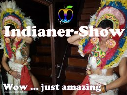 Indeaner Show Adams Apple Club Chiang Mai