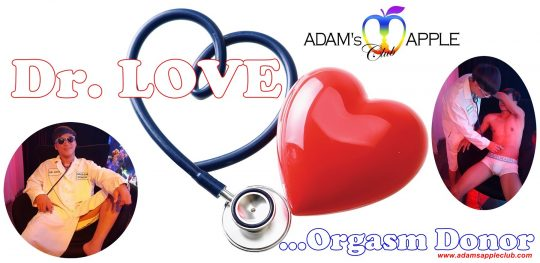 Dr Love Adams Apple Club Chiang Mai
