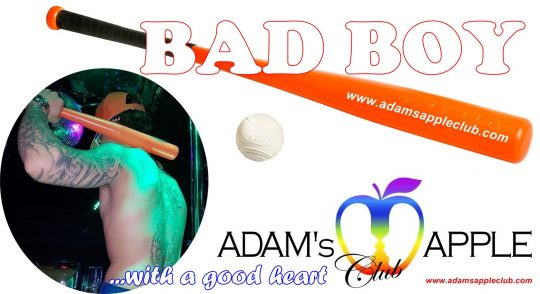 Bad Boy Adams Apple Club CHiang Mai