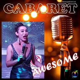 AWESOME CABARET@ Adams Apple Club Chiang Mai