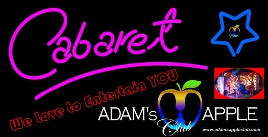 Entertainment Cabaret Adams Apple Club Chiang Mai