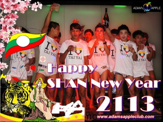 Happy Shan New Year 2018