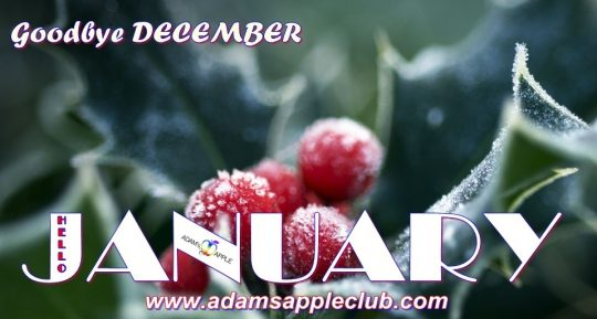 Hello January 2019 Adams Apple Club Chiang Mai