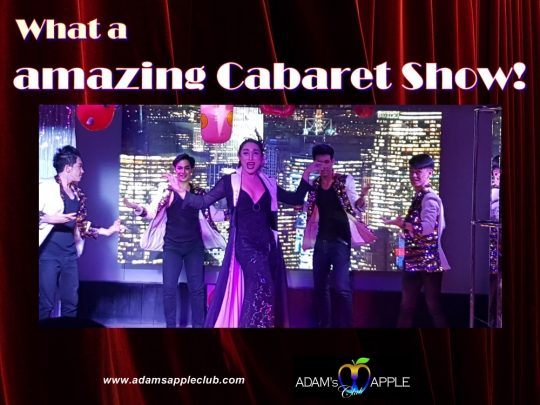 Cabaret Adams Apple Club Chiang Mai
