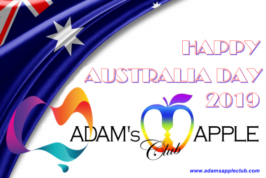 HAPPY AUSTRALIA DAY 2019! Adams Apple Club