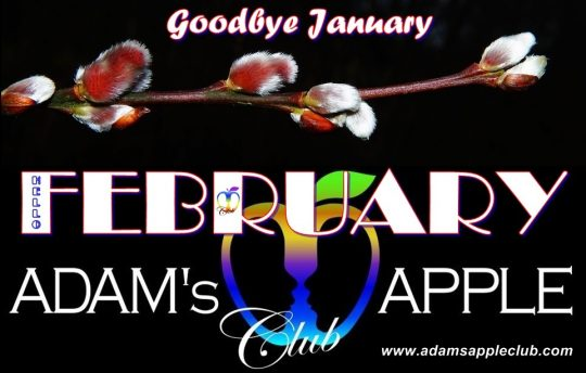 Hello February 2019 Adams Apple Club