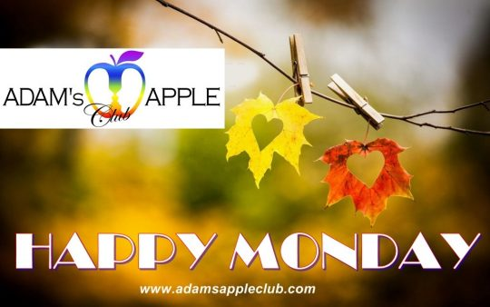 Happy Monday Adams Apple Club Chiang Mai