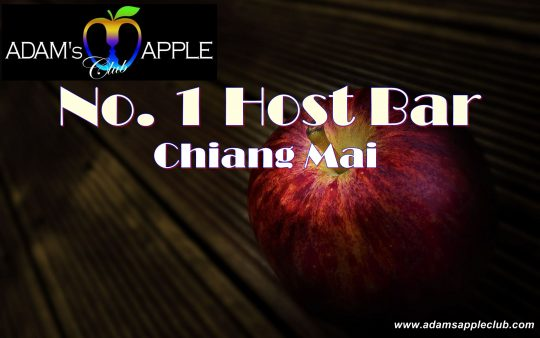 No. 1 Host Bar Adam's Apple Club Chiang Mai