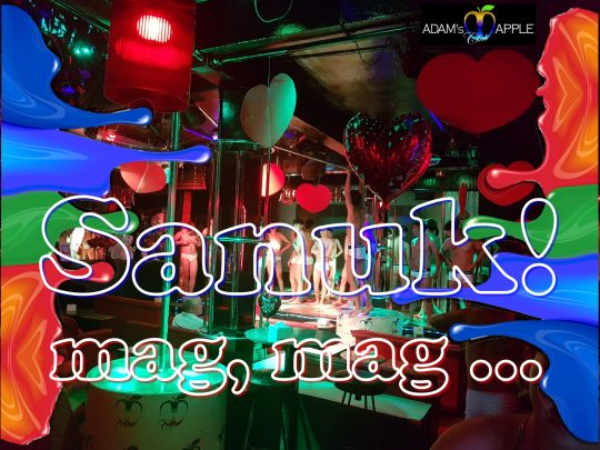 Adams Apple Club Host Bar Sanuk