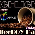 CoffeeBOY Party Adams Apple Club Chiang Mai