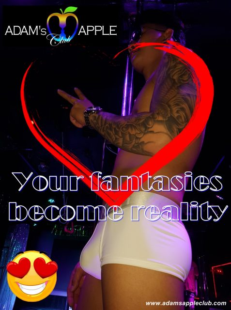 Your fantasies become reality @ Adam's Apple Club in Chiang Mai